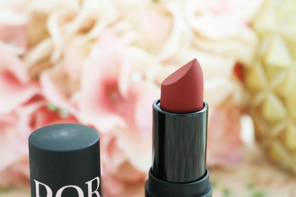Avis sur le rouge à lèvres Joli Burgundy Porte Baisers d'Etam