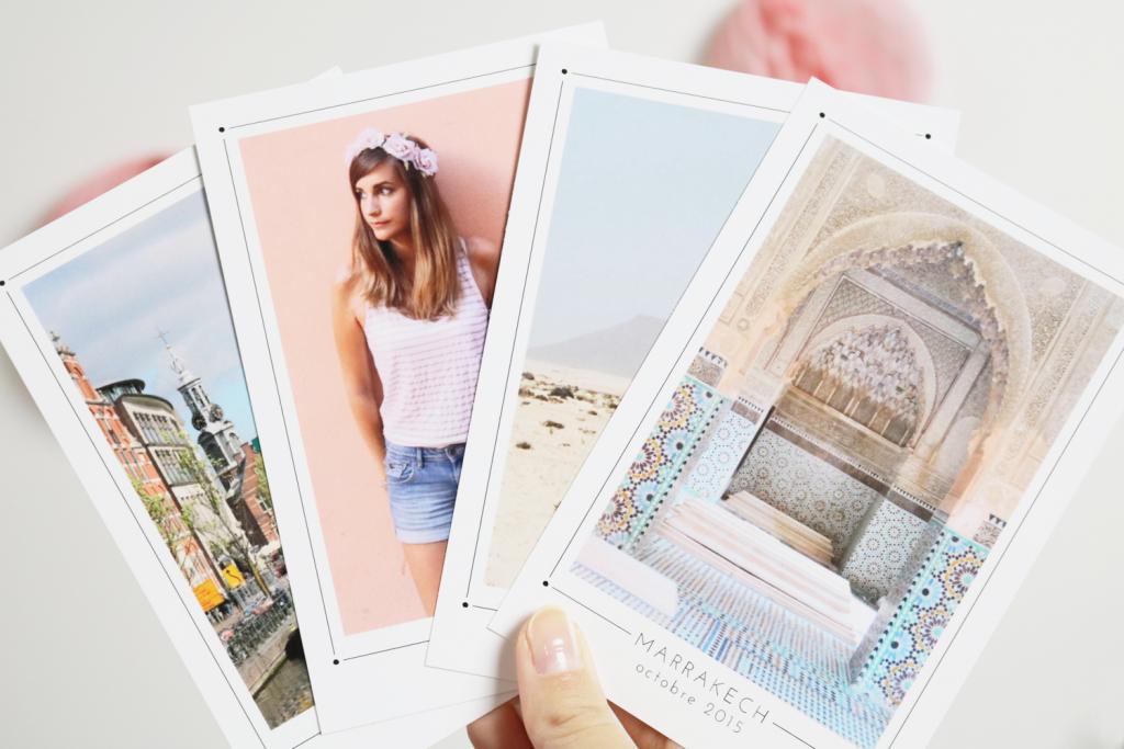 Créer des cartes postales personnalisées avec Popcarte