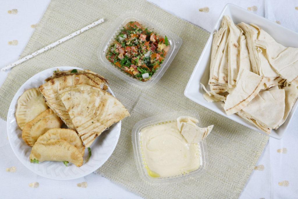 Livraison domicile libanaise Le Monde du Falafel Allo Resto By Just Eat