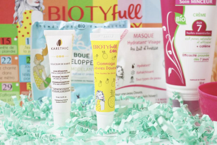 Un nouveau départ mitigé avec la Biotyfull Box de Janvier
