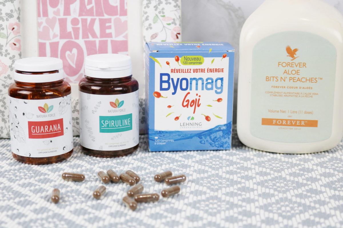 4 compléments alimentaires naturels pour booster son organisme en hiver