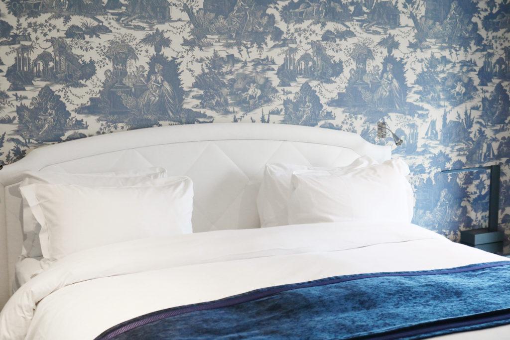 Une nuit à l'hôtel Le Royal - MGallery By Sofitel à Lyon