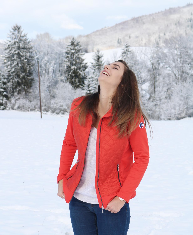 Tenue après ski hiver Fusalp Blog Mode Lyon