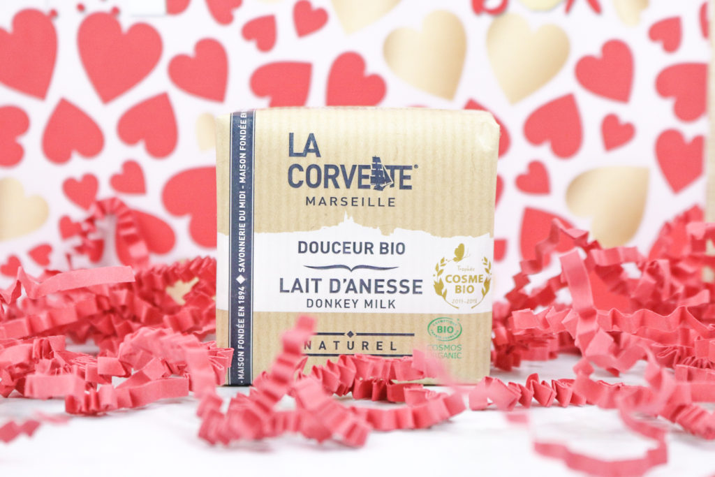 Savon au lait d'ânesse - LA CORVETTE Biotyfull Box Février