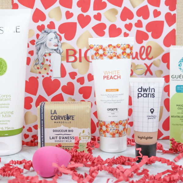 Mon avis sur la Biotyfull Box de Février 2018 L'Amoureuse