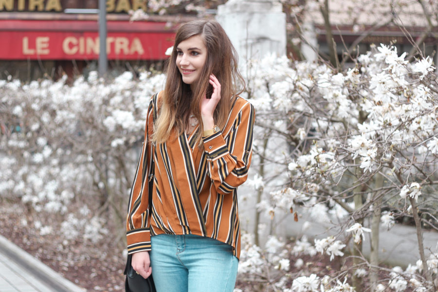 Look camel printemps Cendriyon blog mode Lyon