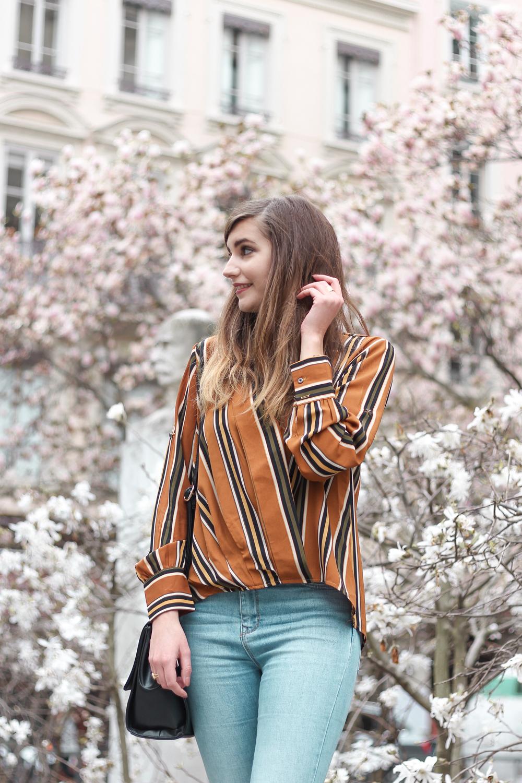 Look camel printemps Cendriyon blog mode Lyon
