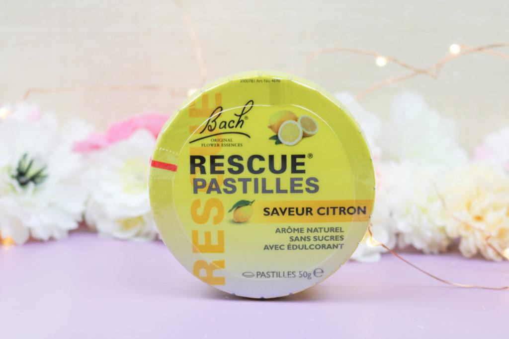 Avis pastilles Rescue citron Betrousse Cocooning