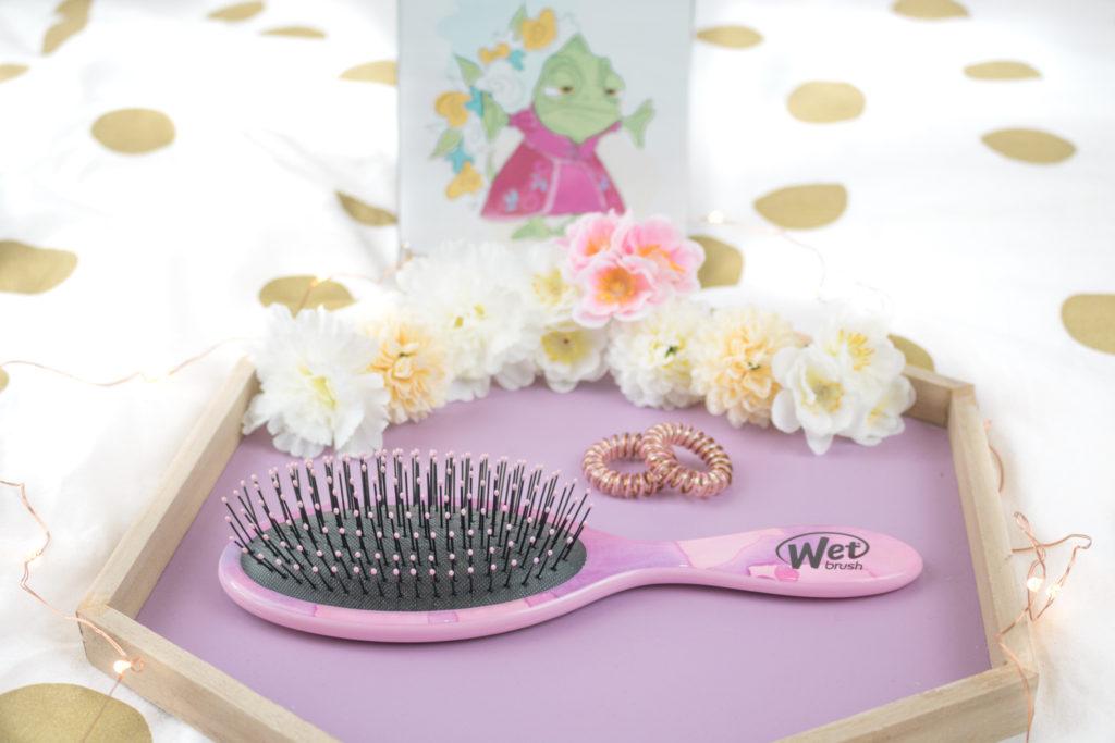 Mon avis sur la brosse Wet Brush : top ou flop ?