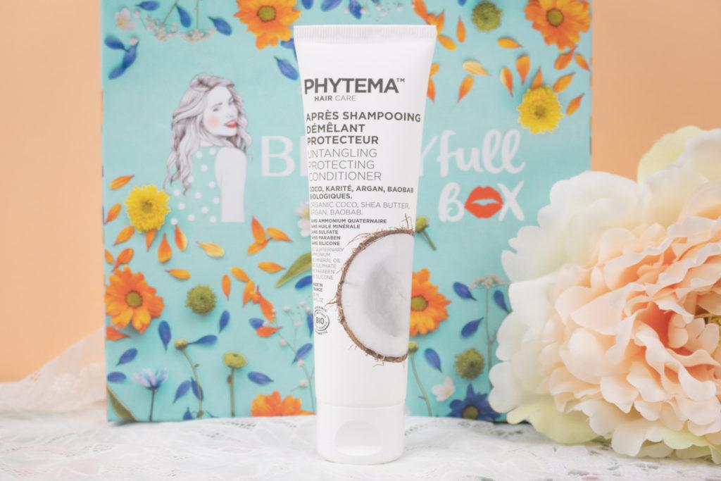 Après-shampoing démêlant protecteur PHYTEMA Biotyfull Box Mai 2018