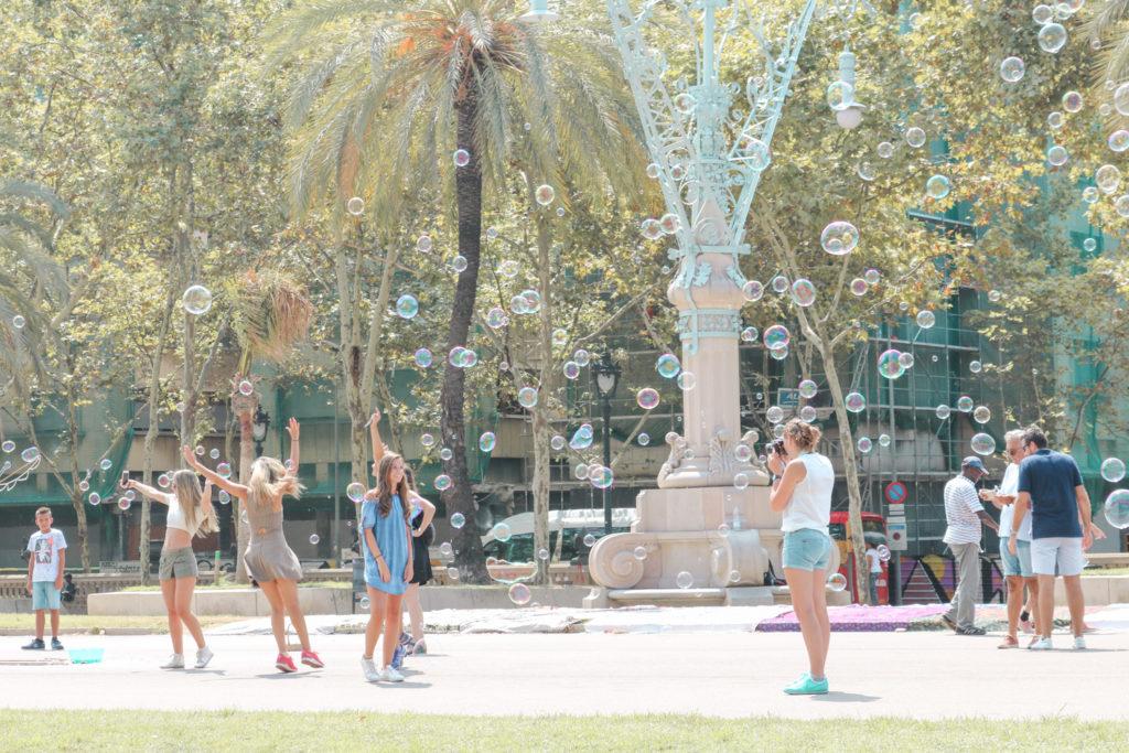 City Guide Barcelone Arc de Triomf Espagne