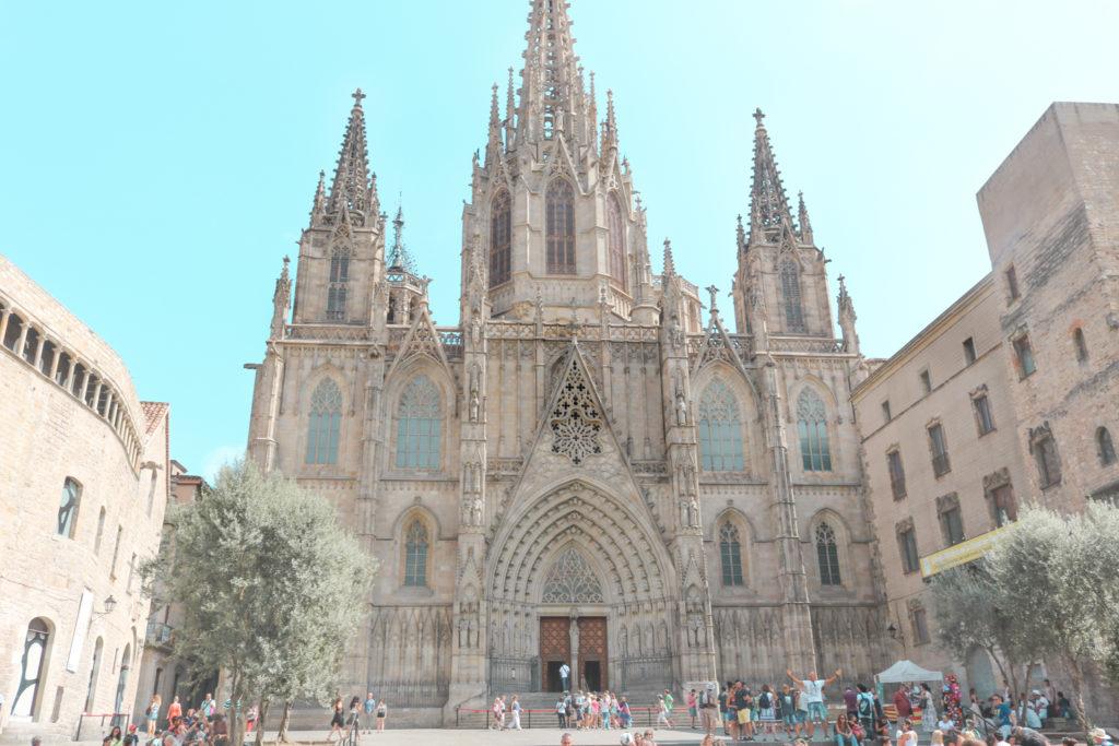 City Guide Barcelone quartier gothique Espagne