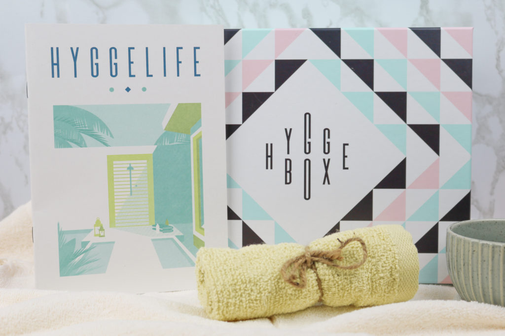 Avis Hygge Box The Ritual of Dao Rituals