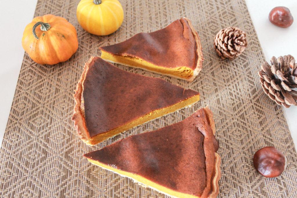 Recette d'automne : la Pumpkin Pie