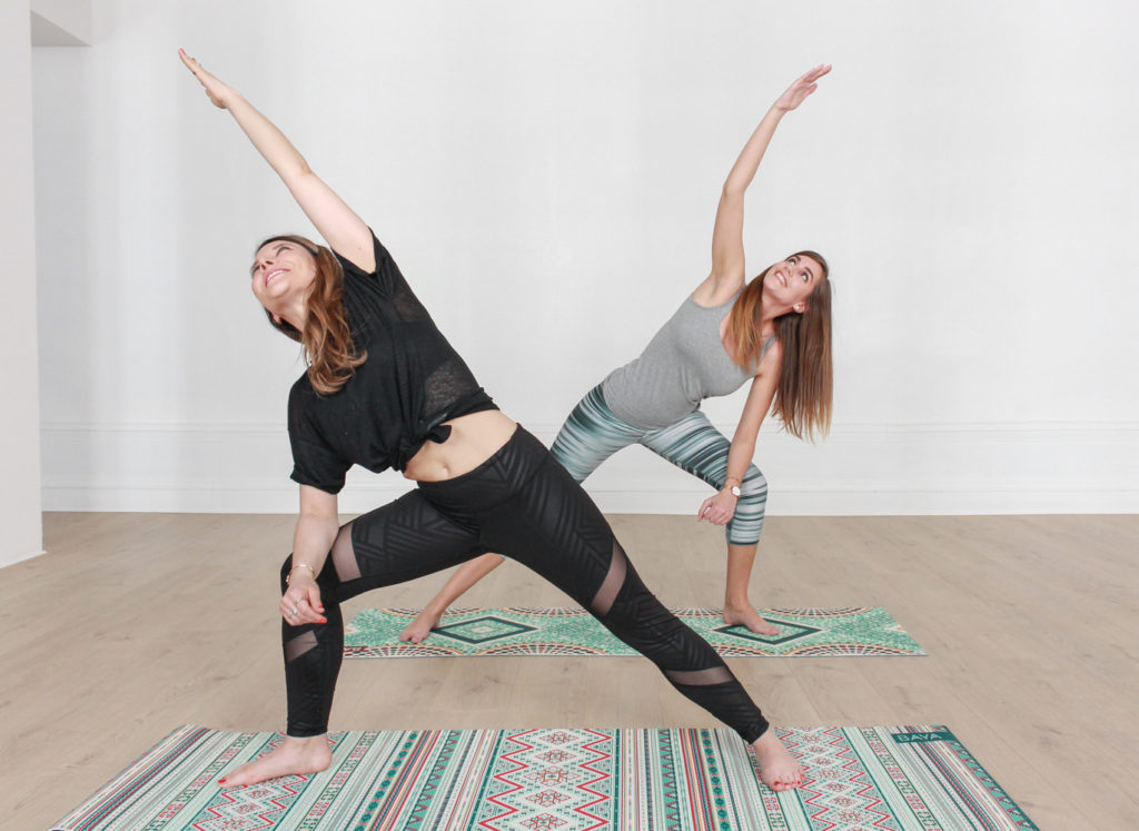 Débuter les cours de yoga avec La Bulle Yoga à Lyon