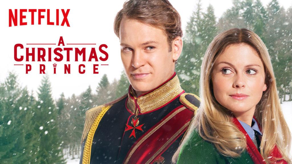 Film de noël à regarder sur Netflix : A Christmas Prince