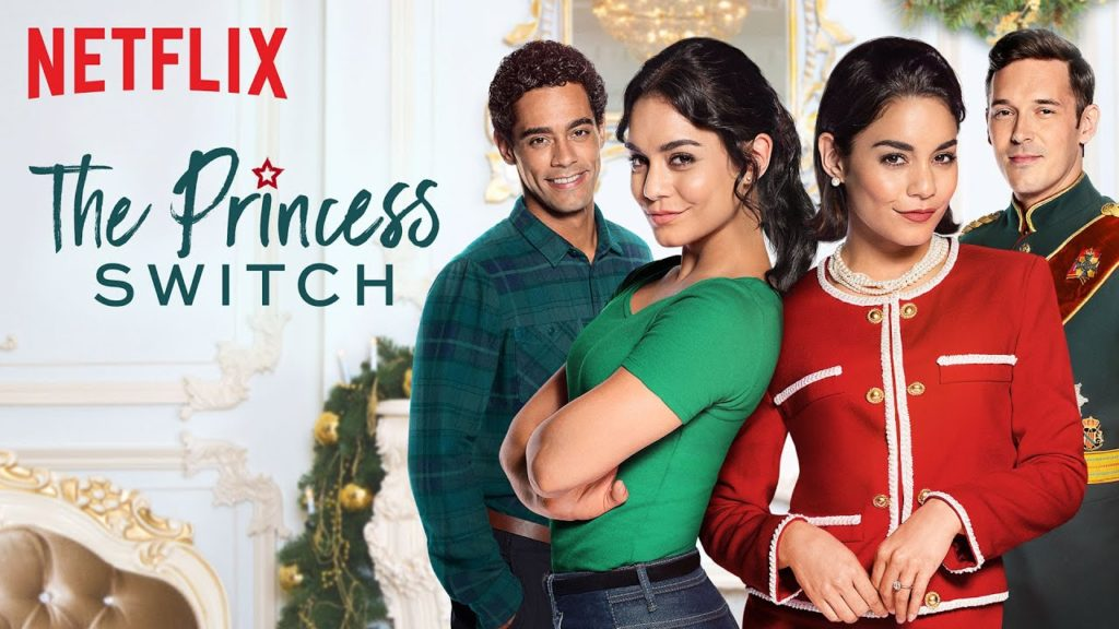 Film de noël à regarder sur Netflix : La princesse de chicago