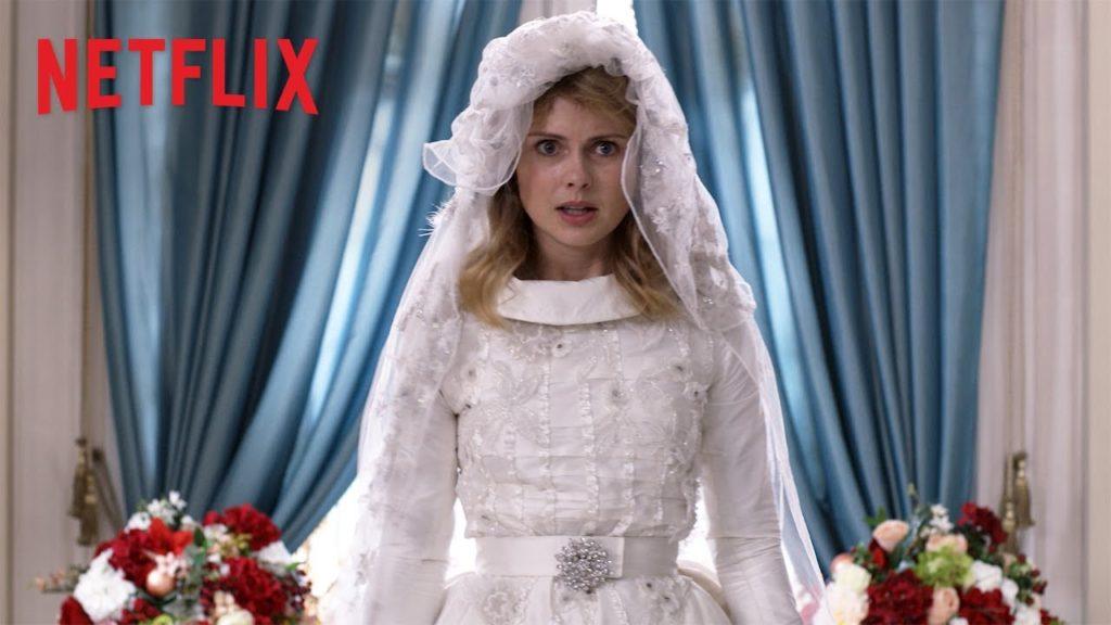 Film de noël à regarder sur Netflix : A Christmas Prince The Royal Wedding