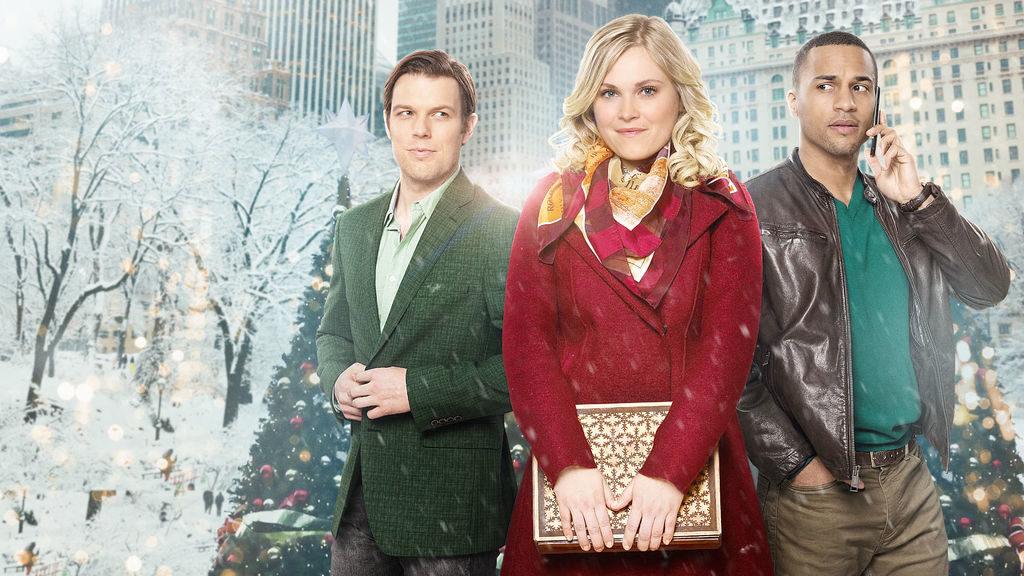Film de noël à regarder sur Netflix : Christmas Inheritance (Noël à Snow Falls)
