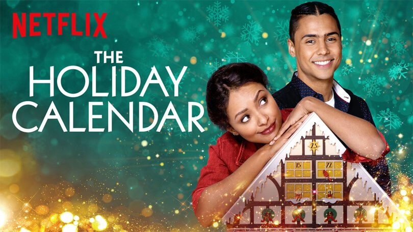 Film de noël à regarder sur Netflix : The Holiday Calendar