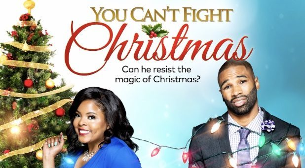 Film de noël à regarder sur Netflix : You can't fight christmas