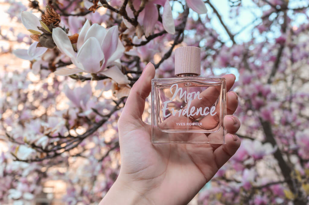 Leau De Parfum Mon évidence Dyves Rocher A Little Daisy Blog