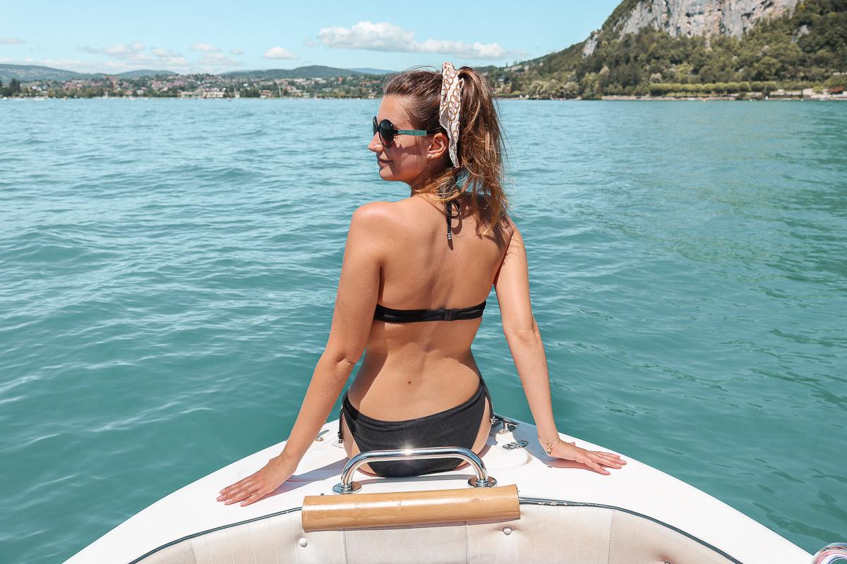 Location bateau lac d'Annecy, visiter Annecy, que faire à Annecy, A Little Daisy Blog, Blog Lifestyle, Blog Lifestyle Lyon, Blog Beauté, Blog Beauté Lyon, Blog Mode, Blog Mode Lyon