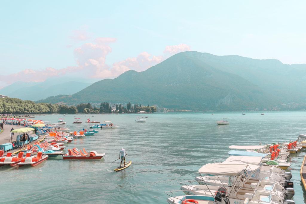 Lac d'Annecy, visiter Annecy, que faire à Annecy, A Little Daisy Blog, Blog Lifestyle, Blog Lifestyle Lyon, Blog Beauté, Blog Beauté Lyon, Blog Mode, Blog Mode Lyon